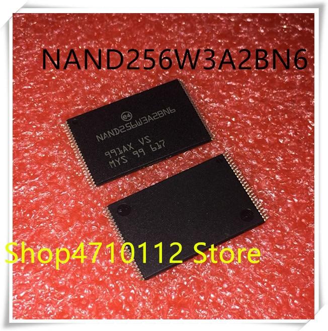 NEW 10PCS/LOT NAND256W3A2BN6E NAND256W3A2BN6 NAND256  TSOP-48