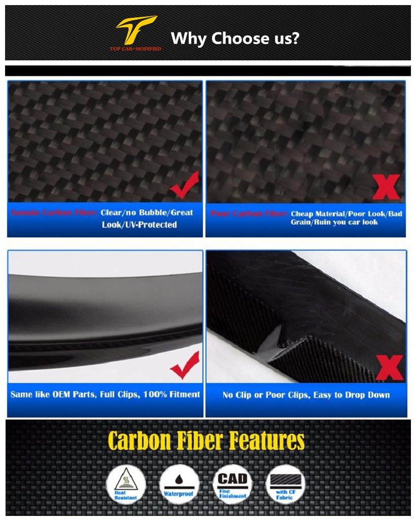 why choose us carbon fiber
