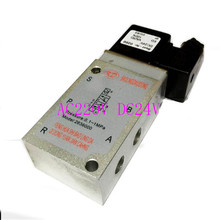 Herion old-fashioned solenoid valve 2636000 AC220V two five-way single electric control slide reversing DC24V