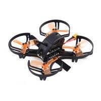 GOFLY RC Сокол CP90 95 мм Мини FPV Racing Drone F3 полета OSD Управление 5,8 Г 25 МВт 48CH VTX 700TVL CMOS PNP Cam Quadcopter