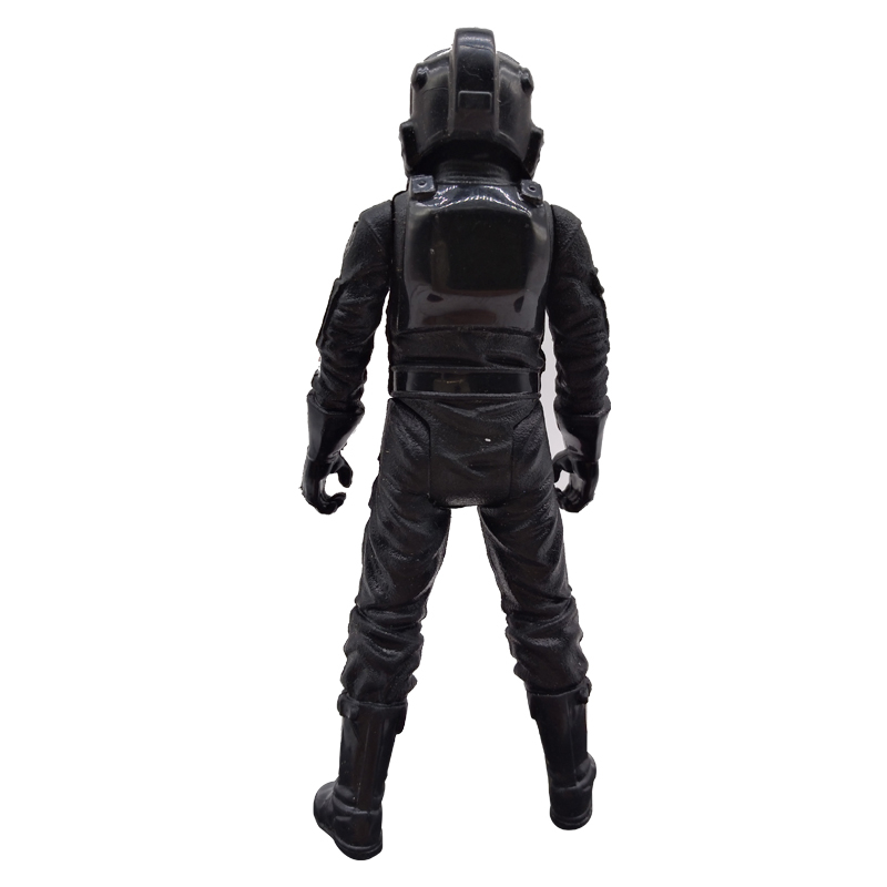 Back To Search Resultstoys & Hobbies Lot Of 5 Star Wars Tie Fighter Pilot With Removable Helmet 3.75 Loose Action Figure