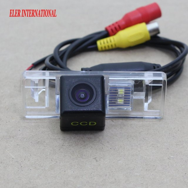 For Peugeot 3008 3008CC 5D Crossover 2008~2012 Ultra HD Wide-Angle 170 Night Vision CCD Waterproof Reverse Backup Rear Camera