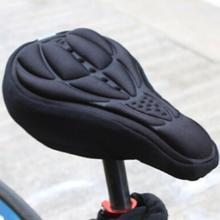 New Quality Bicycle Saddle of Bicycle Parts Cycling Seat Mat Comfortable Cushion Soft Seat Cover For Bike Seat Cushion SS01