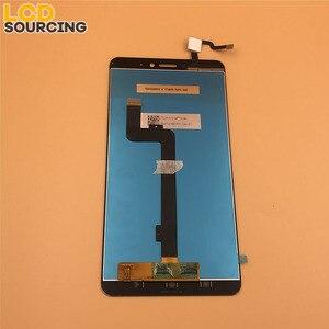 """Image 3 - A CRISTALLI LIQUIDI Per Xiaomi Mi Max 2 IPS da 6.44 """"pollici Display LCD Touch Screen Digitizer Assembly con Telaio per Mi max2 di Ricambio"""