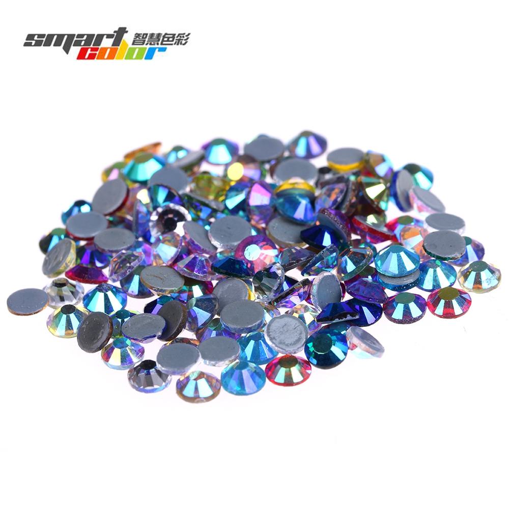 Mixed AB Colors Iron On Hotfix Rhinestones With Glue Backing Flatback Strass Stones For Clothes Shoes DIY Decorations resin rhinestones pink ab color 2mm 6mm 10000 50000pcs round flatback glue on strass beads for jewelry making diy decorations