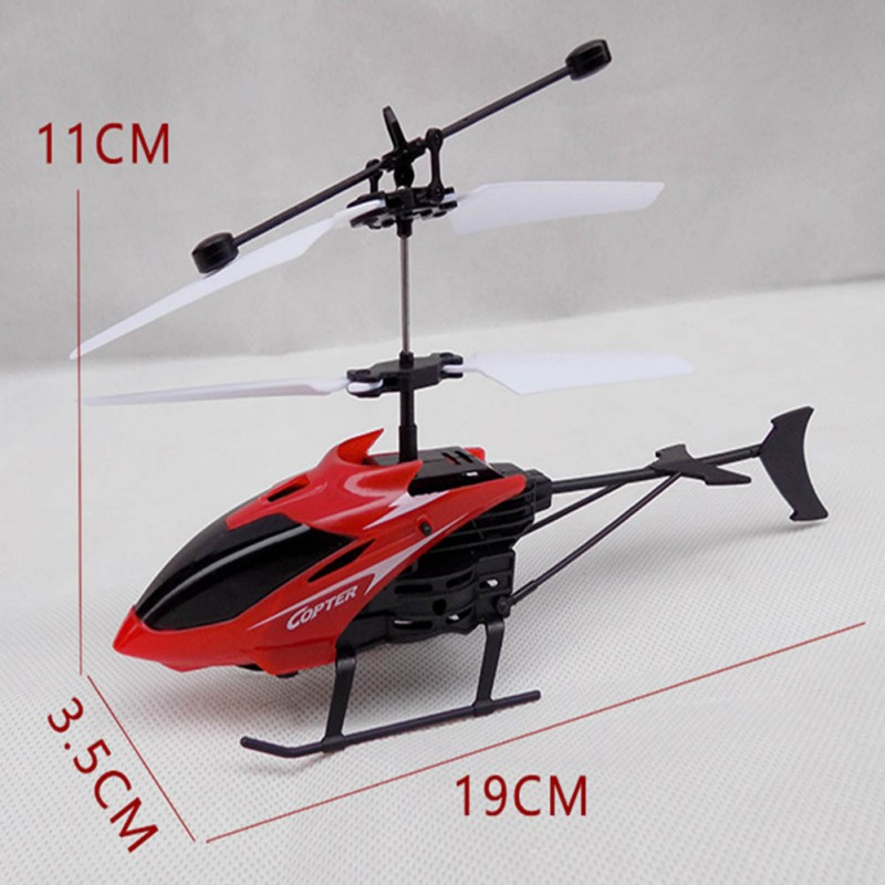 Original Syma RC Hornet 2 Channel Remote Control Airplanes with Gyro Radio Toys Interior Model Airplane