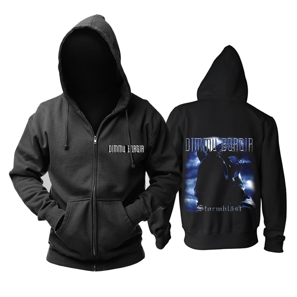 Free shipping Dimmu Borgir THE CHOSEN LEGACY Norway Melodic black metal Death Metal 100% cotton hoodie