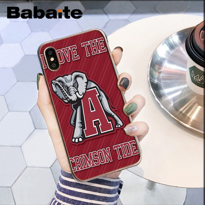 alabama crimson tide coque iphone 6