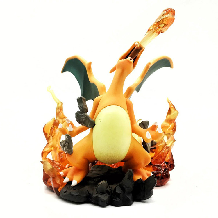 NEW hot 15cm Charizard Pikachu collectors action figure toys Christmas gift doll no boxNEW hot 15cm Charizard Pikachu collectors action figure toys Christmas gift doll no box