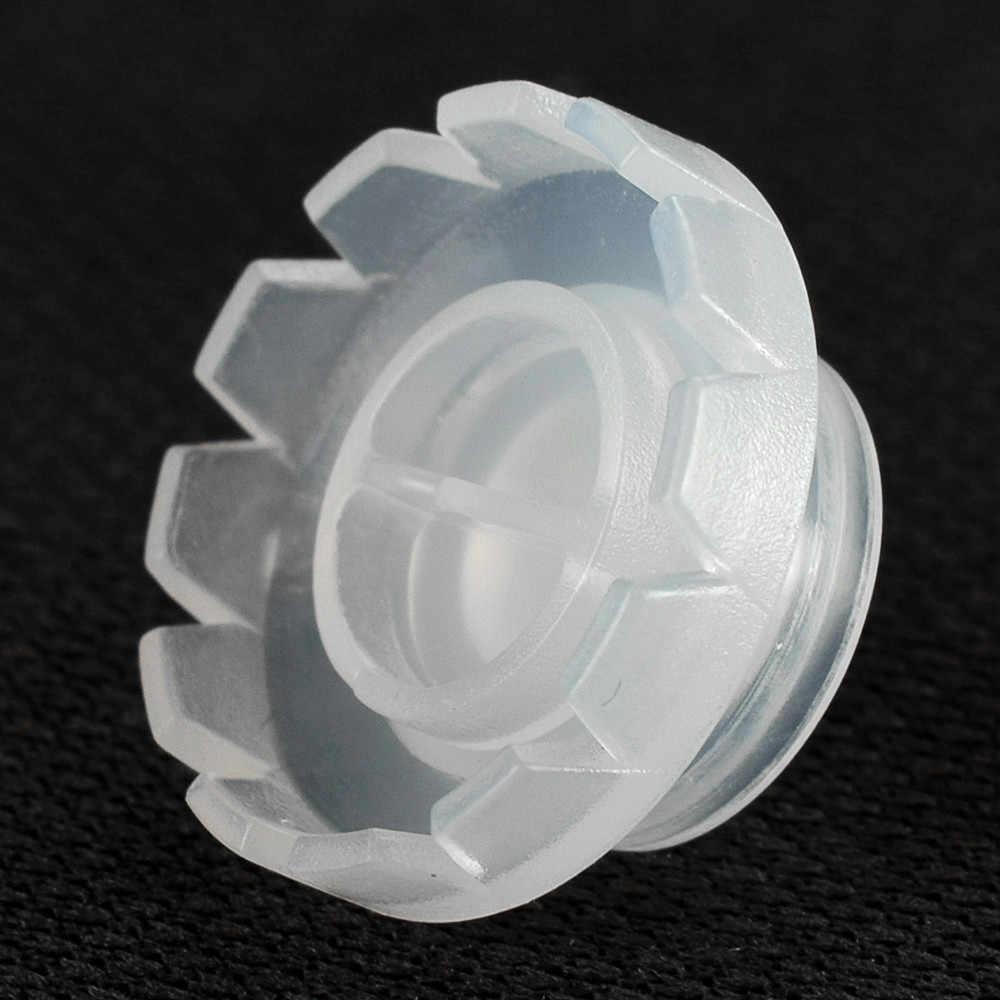 Wegwerp Enten Wimper Cup voor Wimper Extension Enten Lijm Inkt Blossom Bekerhouder Ringen Container