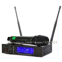 Profesyonel Kablosuz Mikrofon Sahne Performansı Düğün Görgü Kuralları Mikrofon