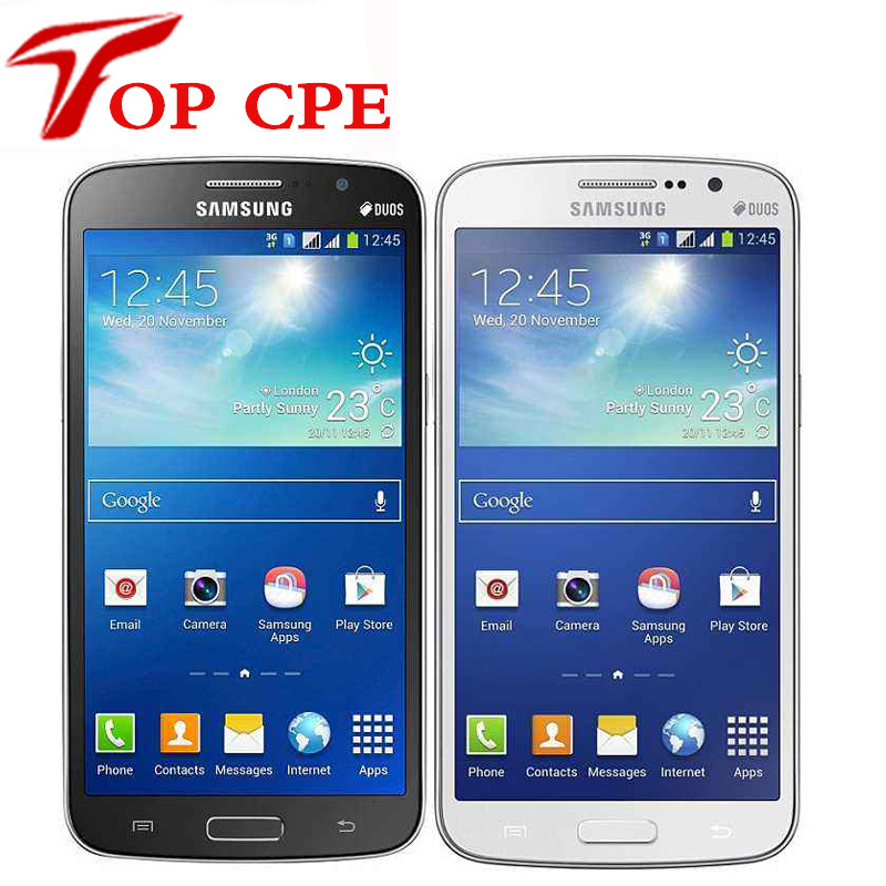 Original Samsung  Grand 2 G7102 Cell Phone 8MP Camera GPS WIFI Dual SIM Quad-core Refurbished Mobile Phone Free Shipping