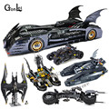 NEW Building Blocks 7116 The Tumbler BatMobile Fighter Tank Warship Compatible with leGoINGly 7784 Super Heroes Batman Blocks
