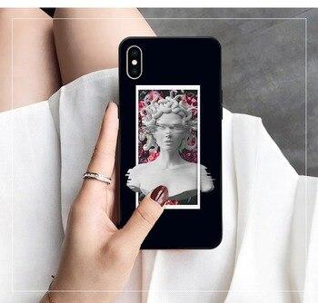 No Eyes Art iPhone Case