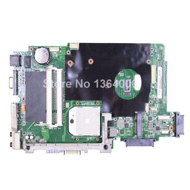 Para asus k51ac k51ae k70ae k70ac x7ac x7ae placa madre del ordenador portátil k51ab rev 2.1 o 2.3 unid placa principal 100% de trabajo