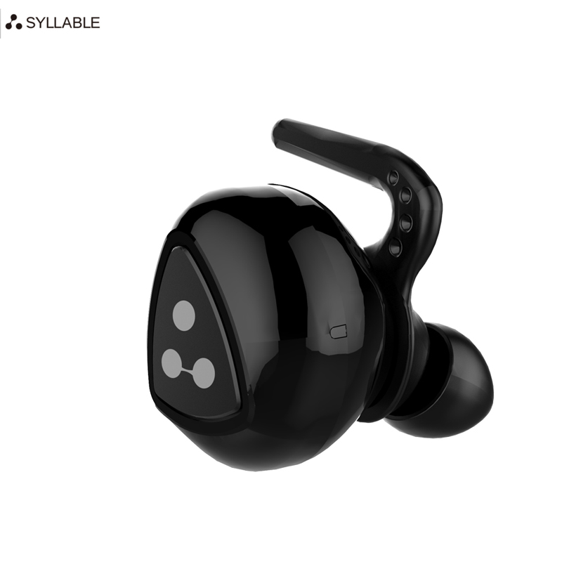 Original SYLLABLE D900 Mini Bluetooth 4.1Headset Auriculares Earbuds Bass Earphones Hidden Wireless Earpiece For Iphone sumsune