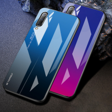 GKK Case for Xiaomi Mi 9 SE Mi 8 lite Pocophone F1 Case Xiaomi mi 8 Explorer Case Tempered Glass Soft Edge TPU Cover Coque Funda защитное стекло myscreen diamond glass edge для xiaomi mi 8 mi 8 explorer черный