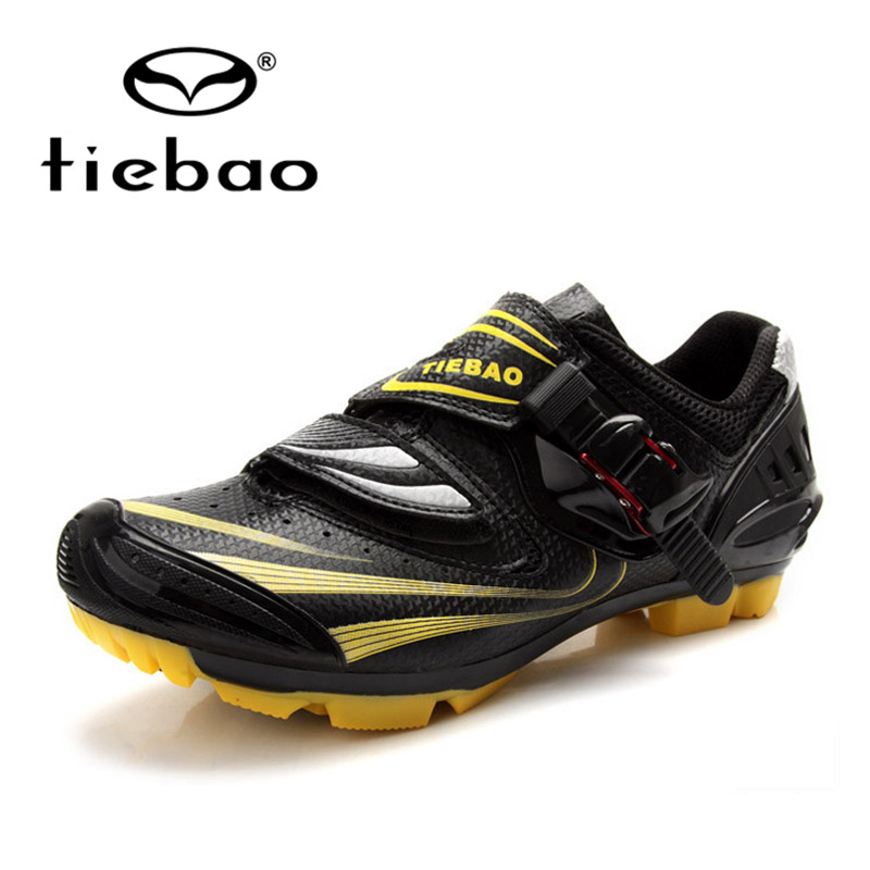 Здесь продается  Tiebao Professional Bicycle Lock Rotating Buckle Fast With Sneakers Outdoor Sport MTB Cycling Shoes Mountain Biking Shoes  Спорт и развлечения