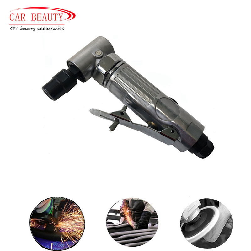 90 Degree Car Polisher Pulidora Engraving Machine Grinding Tools Set With Wrench Pneumatic Car Polish Polishing Machine|Automotive Polishing Machine| - AliExpress