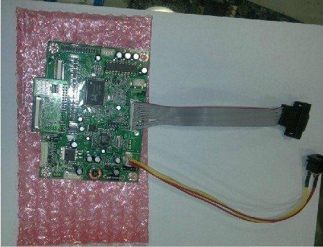 Freeshipping CLAA070LC0ACW VGA driver board цена