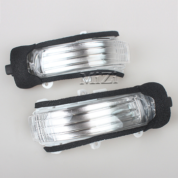 цена на LED Side Mirror Turn Signal Light for TOYOTA COROLLA AURIS 2010 2011 2012 2013 2014 Door Wing Rearview mirror indicator Lamp