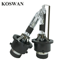 2pcs D2R Xenon Bulb HID Xnon Lamp D2R Metal Holder Replacement Bulb Car Headlight Bulb HID Xenon Bulb 12V 35W 4300K 6000K 8000K