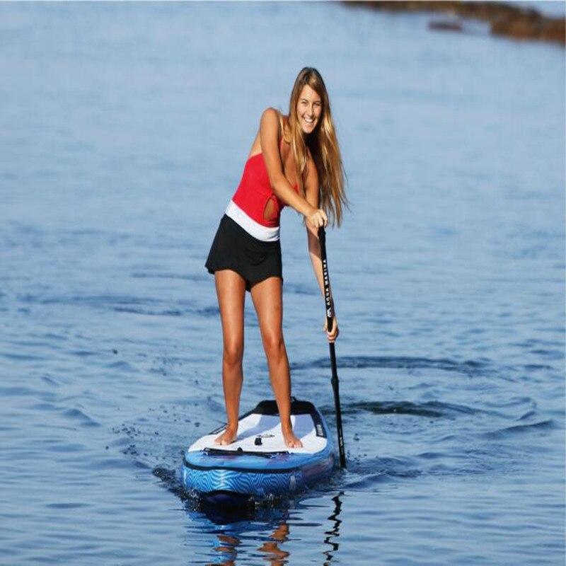 AQUA MARINA 2019 année Touring 11'6Stand Up Paddle Board planche de surf gonflable y compris rame, pompe, sac de transport, Patch de réparation