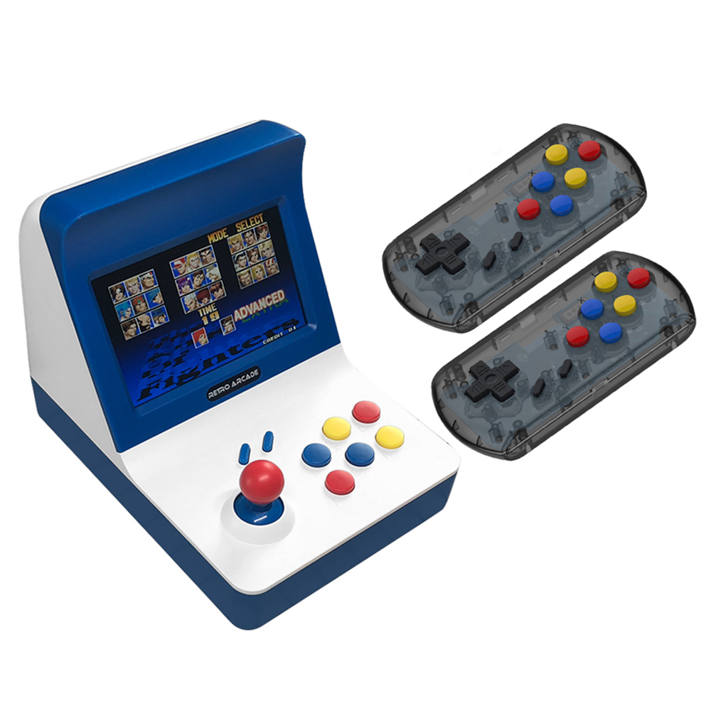 2018 Newest 64bit Game Console Retro Mini Retro Arcade Game Machine 3000 Games Handheld Game Console