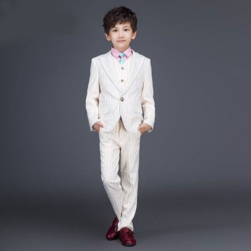 new arrival fashion baby boys kids blazers boy suit for weddings prom formal Wine red white dress wedding boy suits 5pcs high quality 2016 baby boys kids blazers boy suit for weddings prom formal sequin dress wedding performance clothing suits