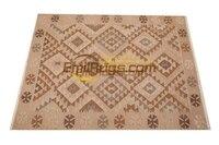 Тканевый ковер ручной вязки новый список геометрический Коврик спальня турецкий ковер Шерсть Вязание ковры