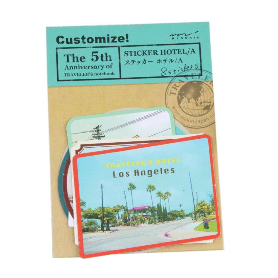 8 teile/paket traveler\'s notebook notebook vintage dekoration ...