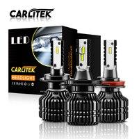 1 Set Q5 52W 9000LM Set H4 H7 Led 12V Car Headlight H1 9005 9006 HB4