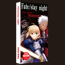 Anime Fate Stay Night Postcard Greeting Card Message Christmas Gift Toys for Children
