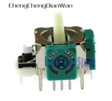 ChengChengDianWan 30 adet/grup yüksek kaliteli OEM 3D analog thumbstick joystick için xbox360 kablosuz denetleyici çinde yapılan