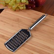 Multifunction Stainless Steel Lemon Zester Fruit Peeler Cheese Zester Microplane Grater Fruit Vegetable Tools & Kitchen(China)