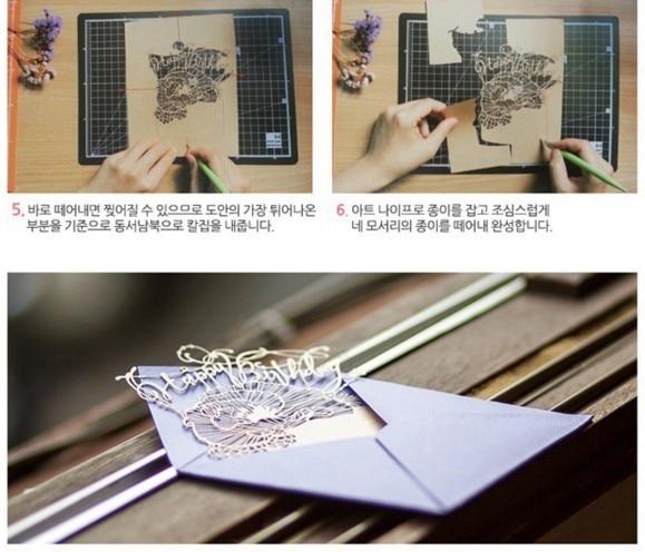 China korean art book Suppliers