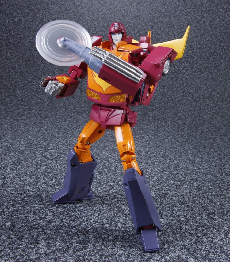 IN Stock 4th Party MP28 Hotrod MP-28 Hot Rod Rodimus Action Figure Transformation [show z store] 4th party mp 13 masterpiece mp 13 mp13 transformation action figure