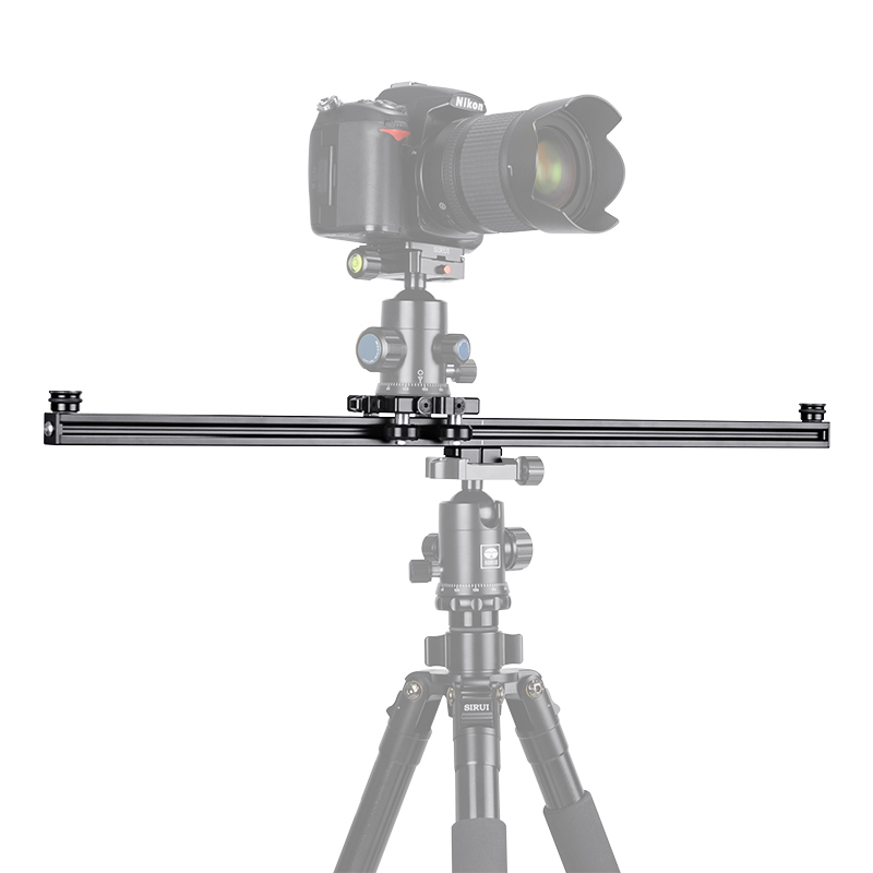 SIRUI VS 60 photography camera slide biaxial photography orbit advertising video time lapse photography in Tripod Heads from Consumer Electronics