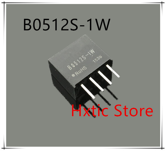 10PCS NEW B0512S 1W B0512S 1W B0512 SIP 4 IC