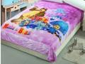 150x200CM Cartoon Purple Masha Bear Blanket Soft Coral Fleece Travel Blanket Throw on Sofa Bed sheet Flannel Plane Carpet B369