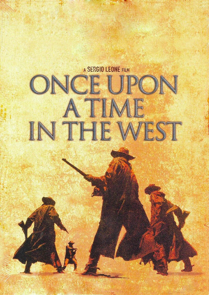 Once Upon A Time In The West Movie Spaghetti Western Bronson - Leone Silk Poster Art Bedroom Decoration 1804 image