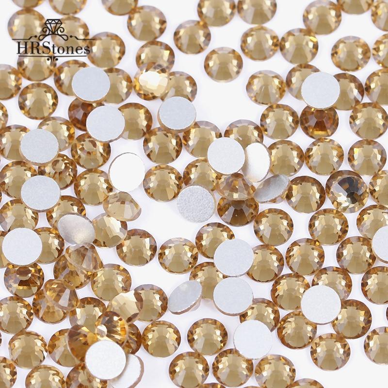Multicolor Light Colorado Topaz Alle Größen Nail Art Tip Kristalle - Kunst, Handwerk und Nähen - Foto 1