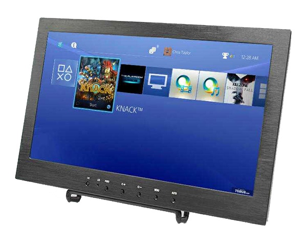 New Arrival Full Metal Shell FPV 11.6 inch IPS Super HD Monitor / Display 1920*1080 Support HDMI Input