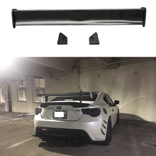 GTS Style 100% Carbon Fiber Universal Rear Wing Spoiler For Toyota GT86 Subaru BRZ 2012 - UP