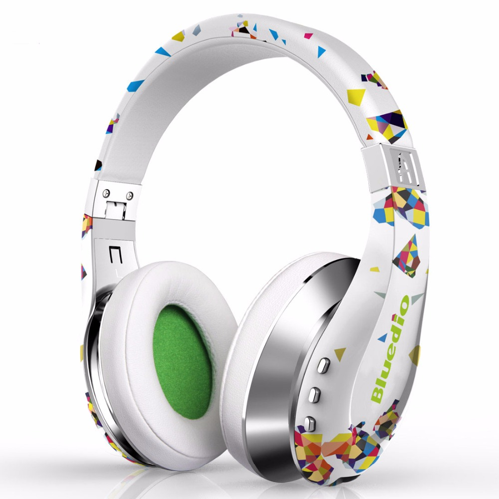 Fashion Sport Air Foldable Bluetooth Headphones BT4 1 Stereo Bluetooth Support 3 D Soundfor Phones Music