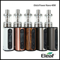 Original 40w Eleaf IStick Power Nano Full Kit With 1100mah Power Nano Battery And2ML Eleaf Melo