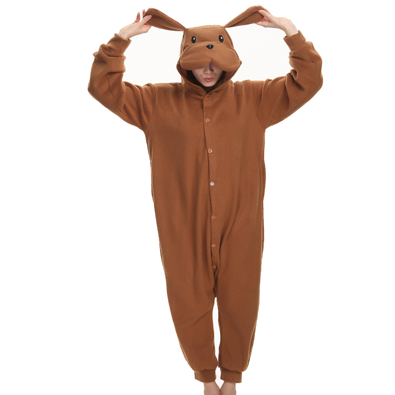 Teddy dog onesie