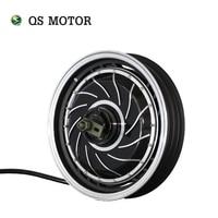 QS Motor 14inch 48V 5000W 273 45H V2 E Scooter DC Brushless Hub Motor