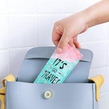 100ml Travel Portable Packaging Bottle Bag Mini Hand Sanitizer Shampoo Makeup Fluid Bottle Bathroom Products Packaging Bottles
