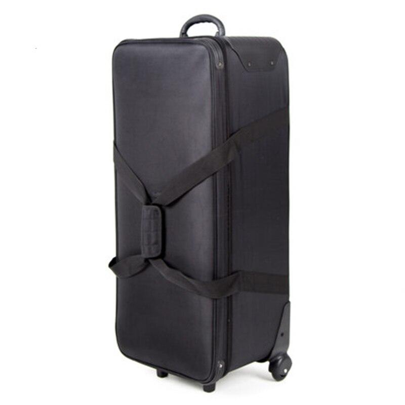 BeaSumore 大容量写真照明セット旅行バッグ収納袋トロリーローリング荷物キャスター男性スーツケースホイール  グループ上の スーツケース & バッグ からの 旅行バッグ の中 2